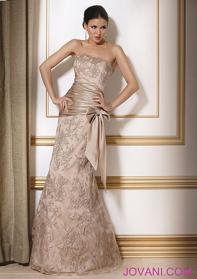 Jovani Evening Dress 338: French Novelty