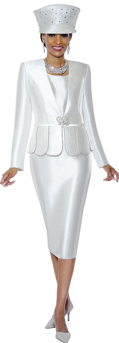 Susanna 3501 Womens Three Piece Suit French Novelty