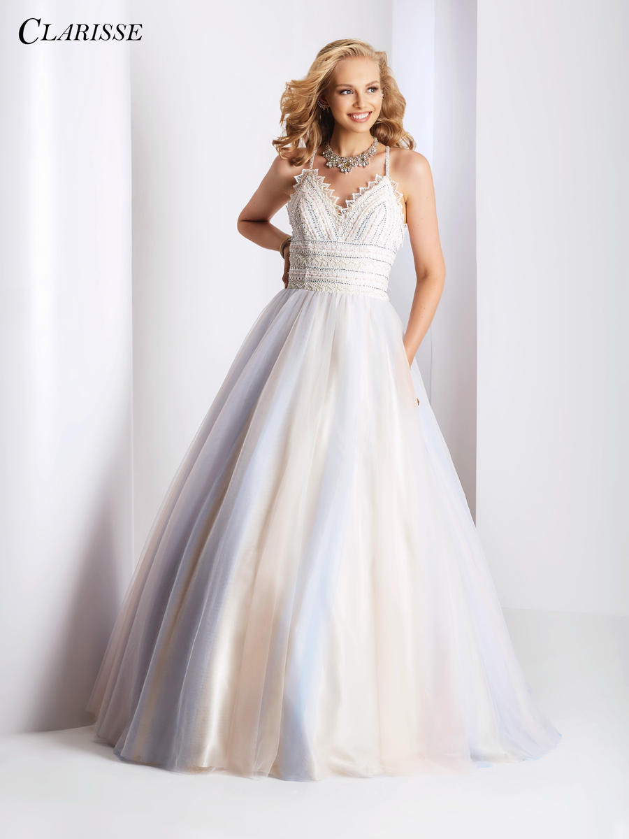 Clarisse 3503 Beautiful Pastel Gown French Novelty