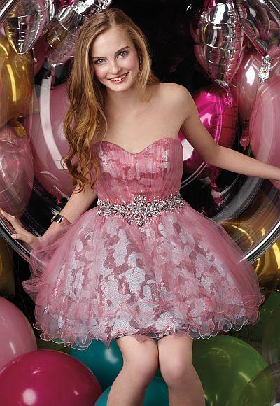 Sweet Sixteen Party Dresses