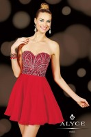 Alyce Sweet Sixteen 3602 Dazzling Short Dress image