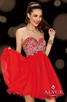 Alyce 3604 Sweet Sixteen Feminine Dress image