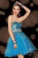 Alyce Sweet Sixteen 3616 Short Festive Dress image
