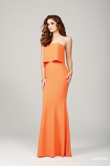 Jovani Prom Dresses Simple