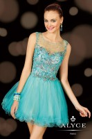 Alyce 3621 Sweet Sixteen Sleeveless Dress image