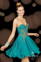 Alyce Sweet Sixteen 3625 Bat Mitzvah Party Dress image