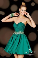 Alyce Sweet Sixteen 3626 Flattering Short Dress image