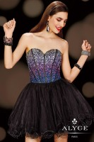 Alyce Sweet Sixteen 3635 Perfect Short Dress image