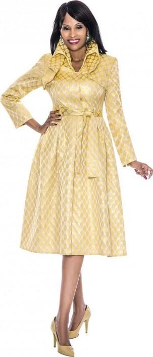 Long Sleeve Church Dress