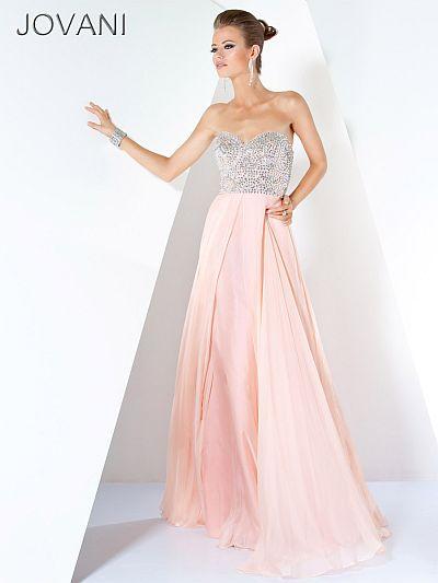 Jovani Evening Dress 3740: French Novelty