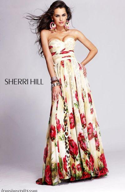 24c7b3df52b Long Floral Prom Dresses - Long Dresses Online