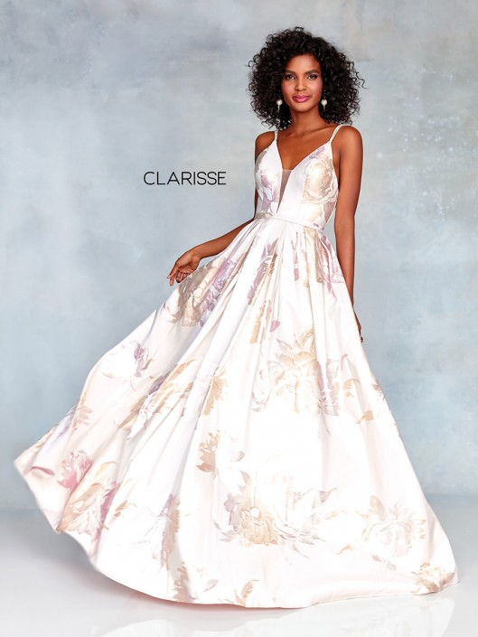 Prom Dress Styles with Straps