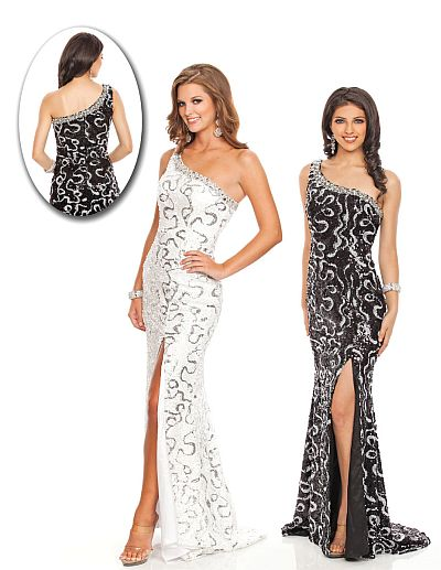 Wow Prom Dress 4053: French Novelty