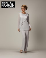 Ursula of Switzerland 41307 Plus Size MOB Pant Set image