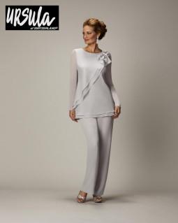 53e46e18dcc35 Ursula of Switzerland 41307 Plus Size MOB Pant Set