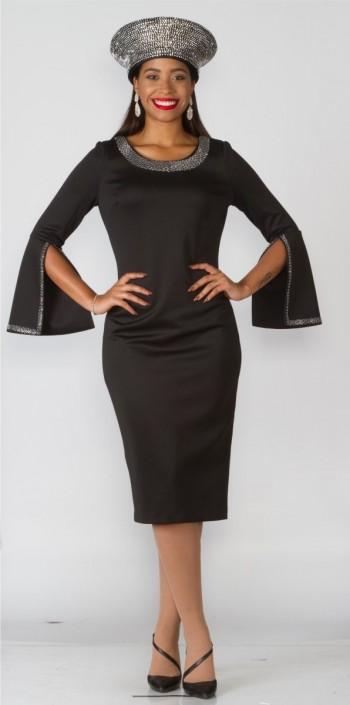 b1a971e48e Lily and Taylor 4153 Fashion Church Dress  French Novelty