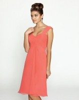 Alexia Designs 4170 Chiffon Short Bridesmaid Dress image