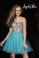 Angela and Alison 42030 Short Bustier Dress image