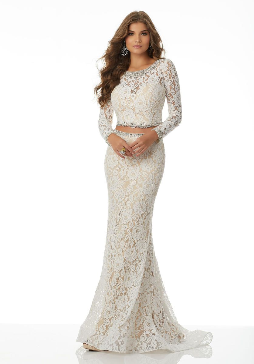42076 Morilee Prom Dress S18