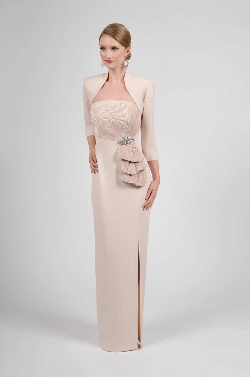 Daymor Couture 421 Mother Of The Bride Jacket Dress