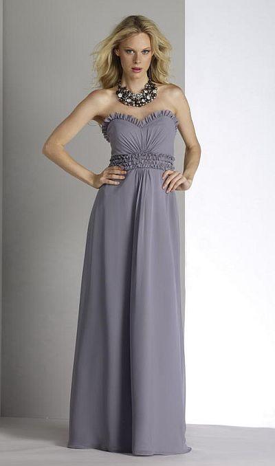 Liz Fields Bridesmaid Dress 426: French Novelty