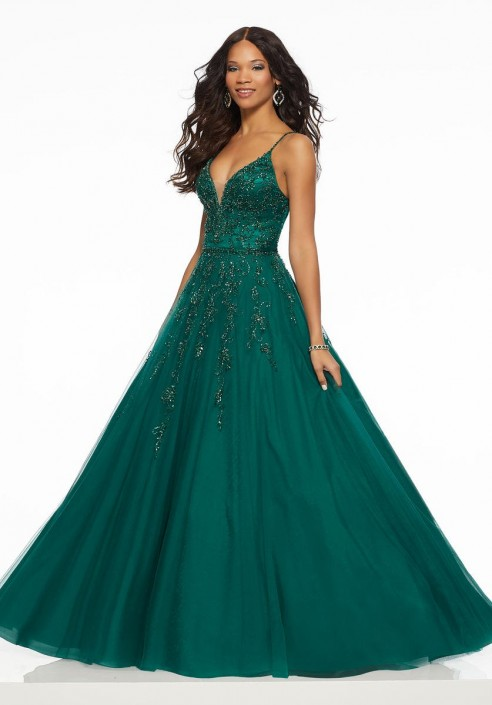 cc43efeb12 Morilee 43044 Perfect Prom Ball Gown  French Novelty