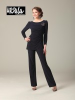 Ursula 43171 Plus Size Mother of the Bride Pant Set image