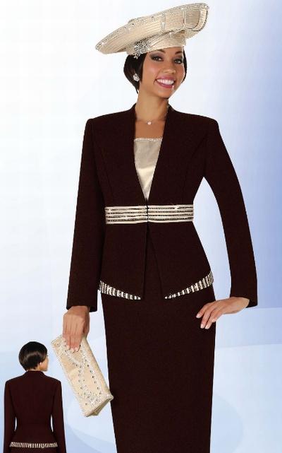 Ben Marc International Womens Church Suit 4621 French Novelty