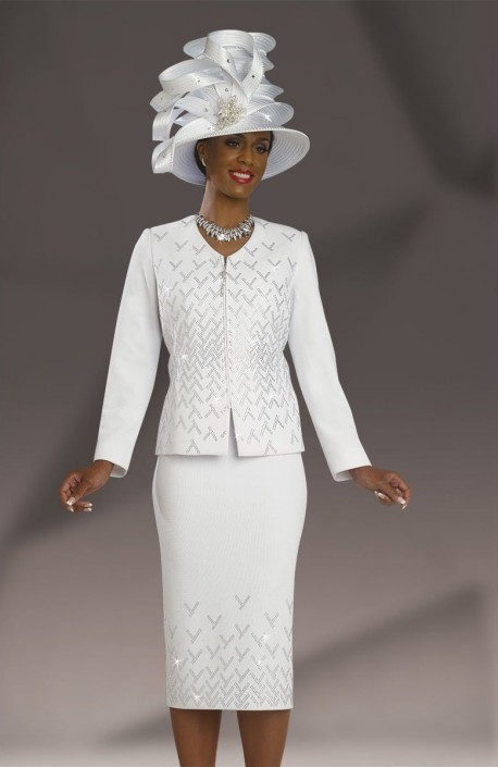 366f4a281c9 Ben Marc 47806 Womens Embellished Church Suit  French Novelty