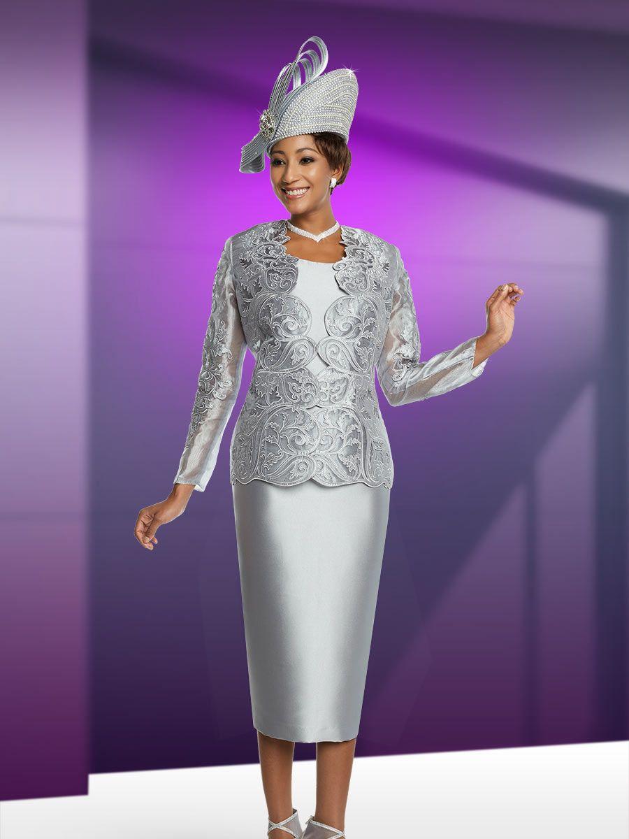 Ben Marc 48104 Ladies Designer Church Suit French Novelty