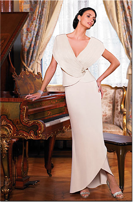 Daymor Couture 5001 Sophisticated Mother Of The Bride