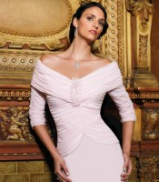 Daymor Couture 5003 Elegant Mother of the Bride Dress image