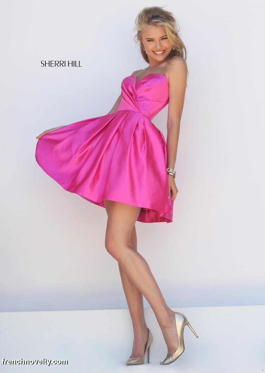 a4b931c3a15 Sherri Hill Short Prom Dresses – Fashion dresses