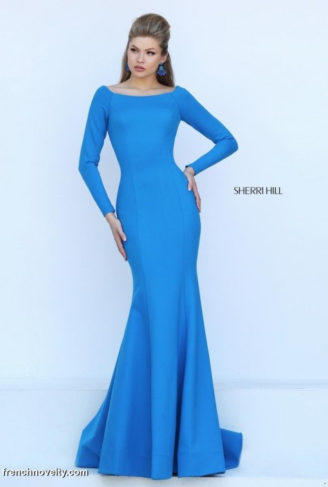 Long Fitted Formal Dresses