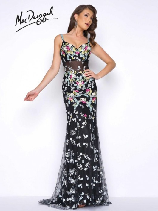 Sheer Prom Dresses