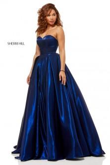 fc10cac527d Sherri Hill 52456 Shimmering Sweetheart Prom Dress