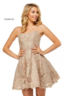 904ad5afb2d Sherri Hill Short Cocktail Dresses  French Novelty
