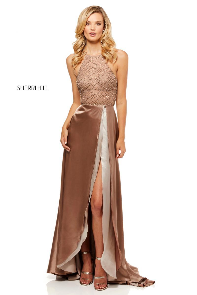 Tulip Skirt Formal Dress