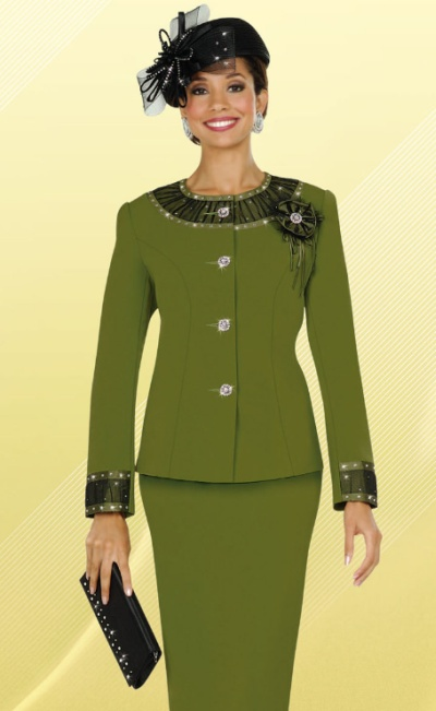 Fifth Sunday by Ben Marc Womens Church Suit 52572: French ...