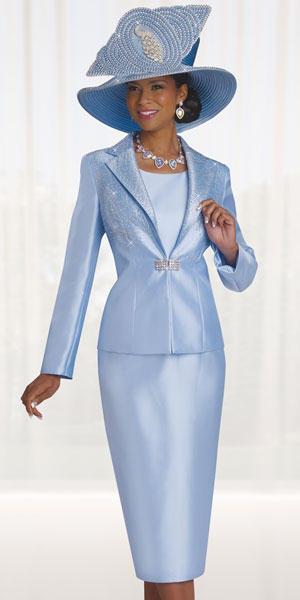 0c0e6641e7e Donna Vinci Couture 5515 Womens 3pc Church Suit  French Novelty
