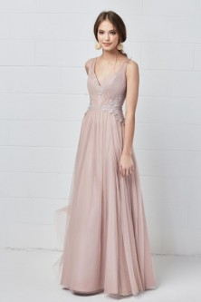 af3ccc364e Watters Harlynn 5602 Bridesmaid Dress with Lace