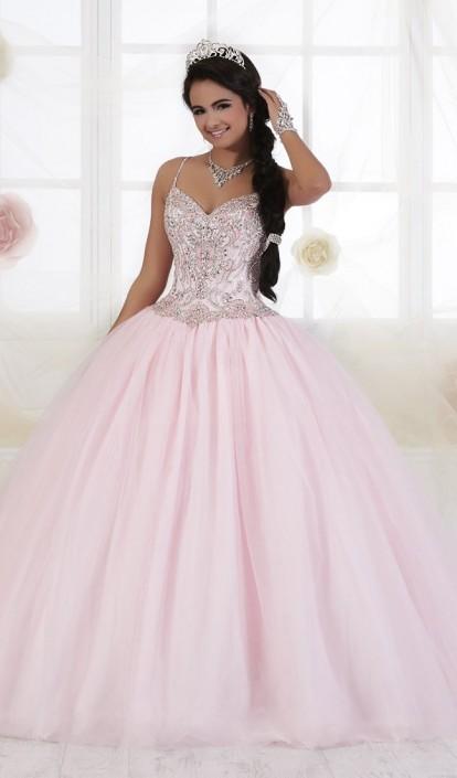3b4f2eda77e Wu Fiesta 56351 Jeweled Quinceanera Dress  French Novelty