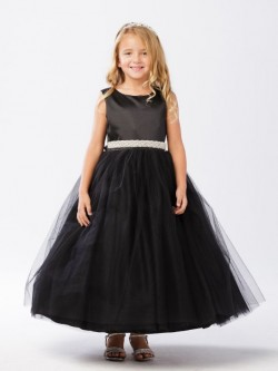 ff185402f00 Tip Top 5700 Flower Girls Dress with Choice of Sash