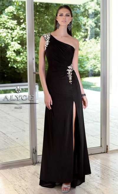 Jersey Evening Dresses