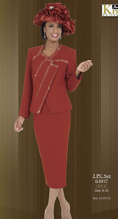 Ben Marc Knits Womens Church Suit 61037 French Novelty