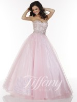 Tiffany Presentation 61124 Ball Gown image