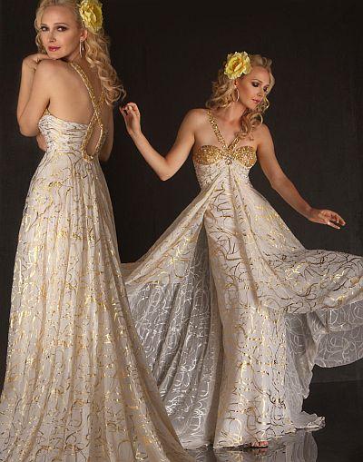 Goddess Prom Dress 6123l