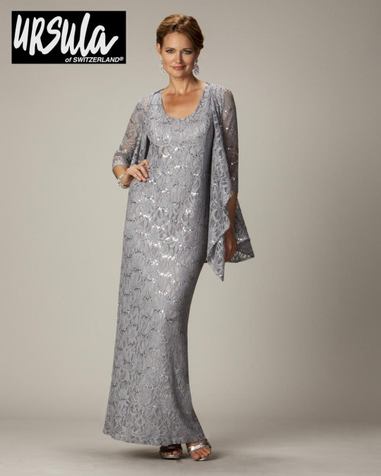 Ursula 61328 Plus Size Mother of the Bride Dress