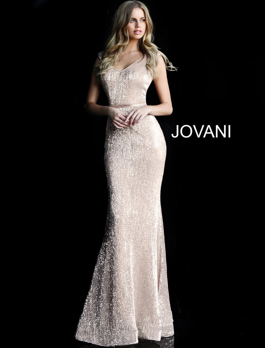 95748a3b3edd White Sequin Prom Dress – DACC