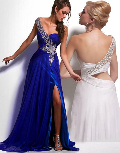 Candra Stone By Macduggal Jewel Tone Prom Dress 6273a